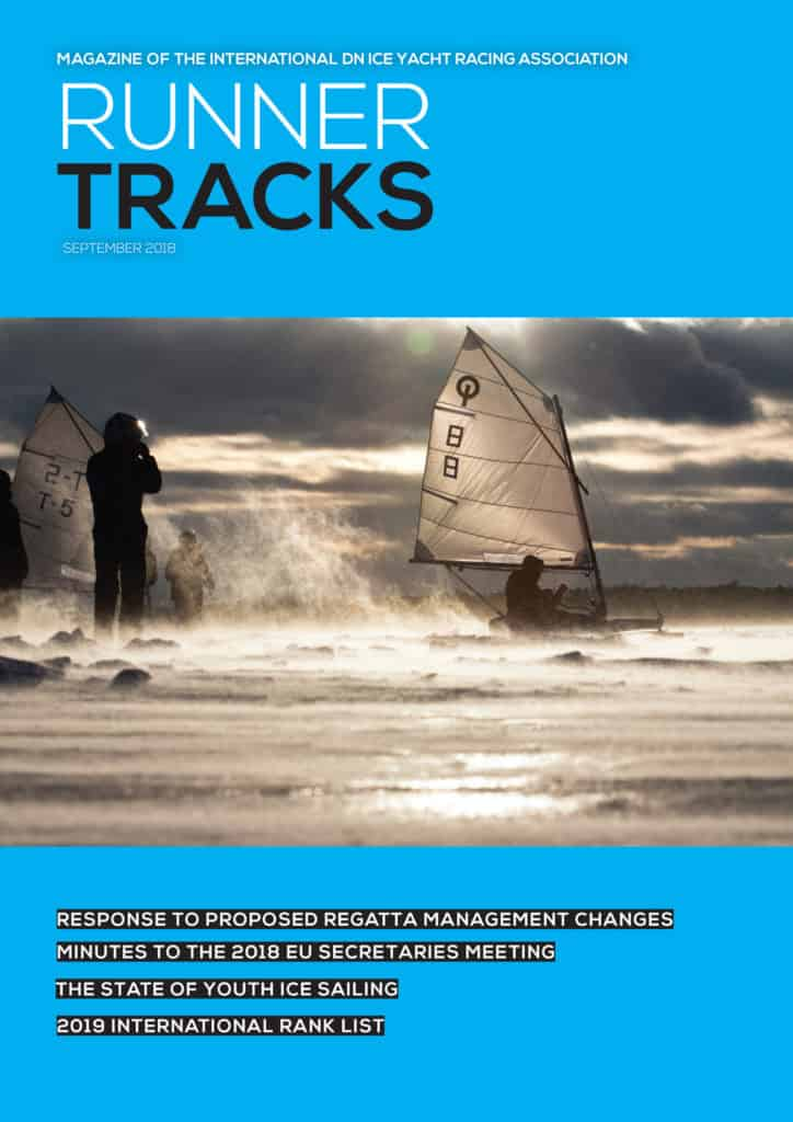 Runner Tracks Cover